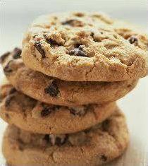 Recette des cookies au chocolat
