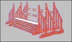 Comment s'appelle cet obstacle ?