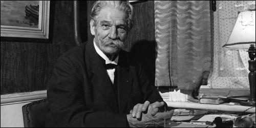 Quel est le prénom du docteur Schweitzer, le prix Nobel de la paix 1952 ?