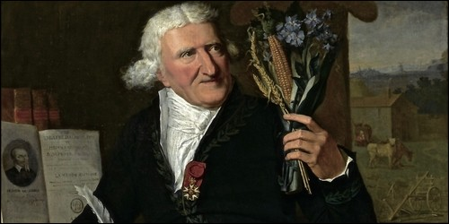 Qu'a introduit Antoine Parmentier, en France, au XVIIIe siècle ?