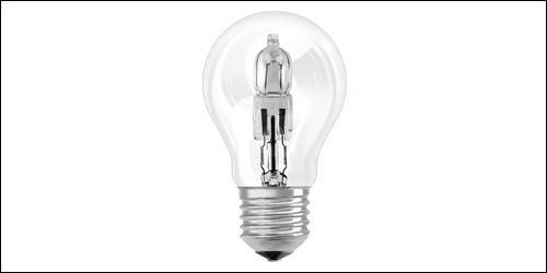 Une ampoule claque lorsque le filament est :