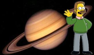 Ce coquinou de Flanders adore les anneaux de sa planète !