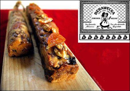 Le beerawecka est un gâteau alsacien traditionnel des fêtes de fin d'année. Quelle est sa constitution principale ?