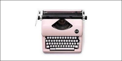 Par quelles lettres un clavier de machine à écrire français commence-t-il ?