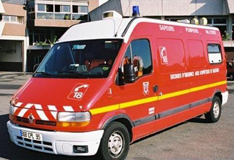 Les véhicules de pompiers en images