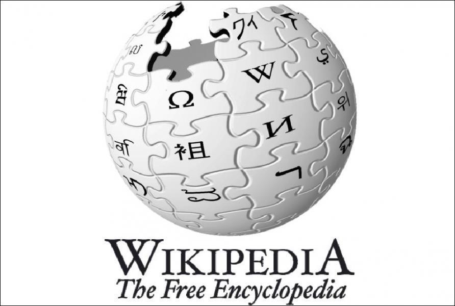 Quel est le slogan de Wikipedia ?