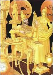 Qui habitait dans la maison faite entièrement en or ?