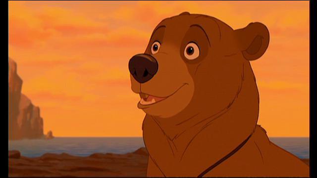 Inuit transformé en ours ...