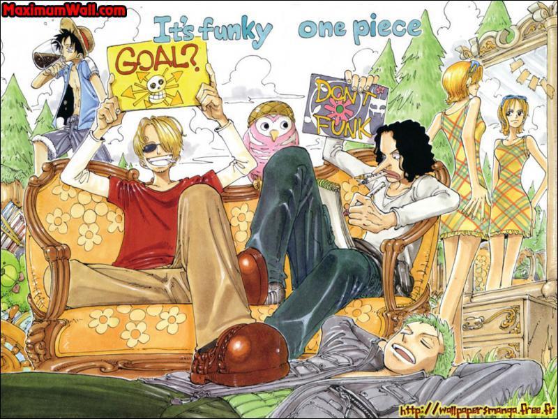 Qui va recruter Luffy en tout premier ?