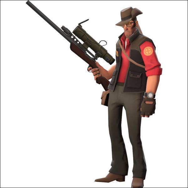 Comment s'appelle le personnage ci-dessous ?