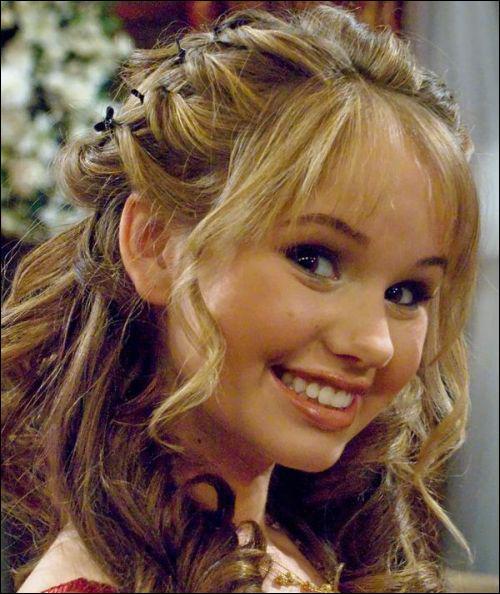 Quel est le véritable prénom de Debby Ryan (Bailey) ?
