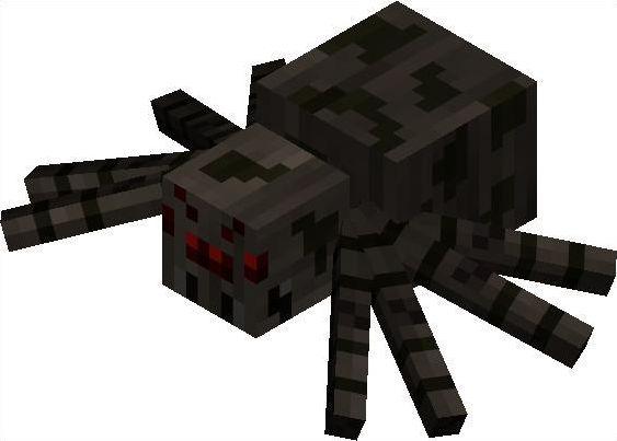 Ennemis de Minecraft