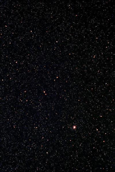 Cette étoile si brillante, Arcturus, est facilement reconnaissable grâce à une constellation se trouvant à proximité. Il s'agit de...