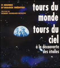 Il s'agit d'une passionante émission d'astronomie. Mais comment le compositeur de la bande son de ce documentaire, Georges Delerue, nomme-t-il ses morceaux ?