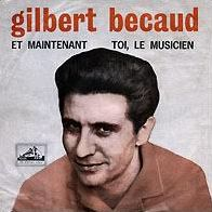 Chansons de Gilbert Bécaud en Images