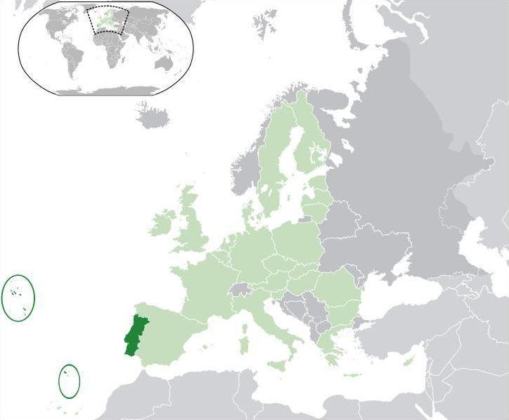 Pays d'Europe 1/3 (TT)