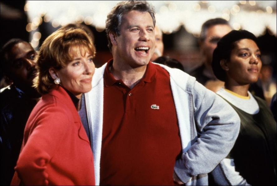 Quel est ce couple politique incarné par John Travolta et Emma Thompson dans 'Primary Colors' de Mike Nichols ?
