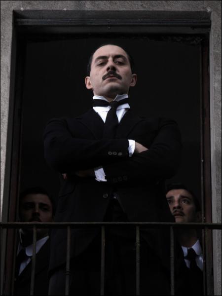 De quel dictateur est-il question dans 'Vincere' de Marco Bellocchio en 2009 ?