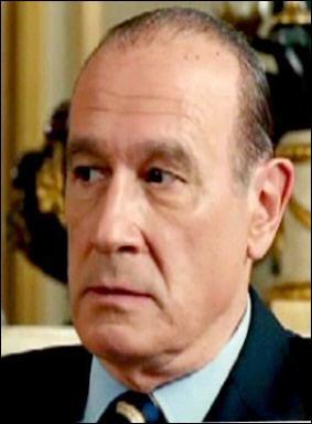 Qui interprète le rôle de Jacques Chirac dans 'La conquête' ?