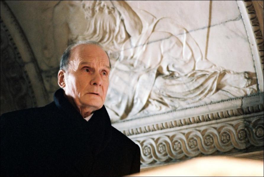 Quel est ce président de la République française interprété par Michel Bouquet dans 'Le promeneur du champ de Mars' ?