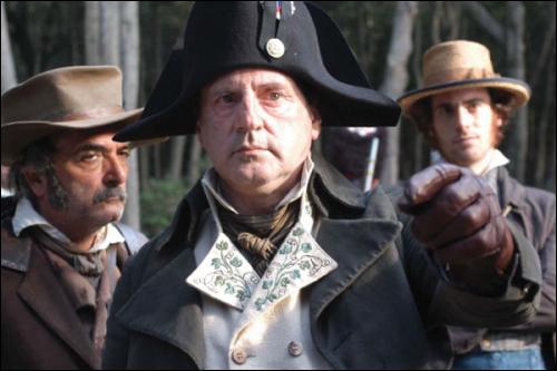 Comment s'appelle ce film de Paco Virzi tourné en 2006, dans lequel Daniel Auteuil interprète également Napoléon ?