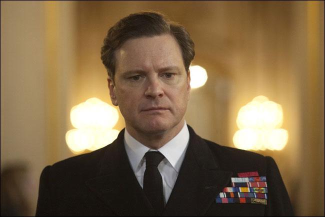 Qui interprète le rôle du roi George VI dans 'Le discours d'un roi' ?