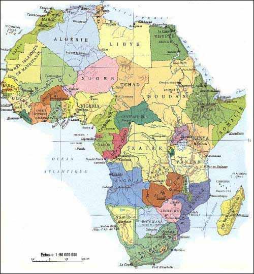 Quel est ce continent chanté par Rose Laurens ?