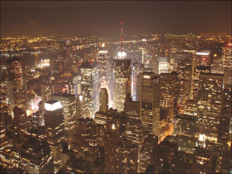 Grande ville américaine chanté par Sinatra (entre autres) ?