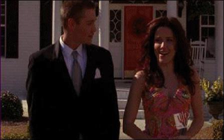 Que font Brooke et Lucas ?