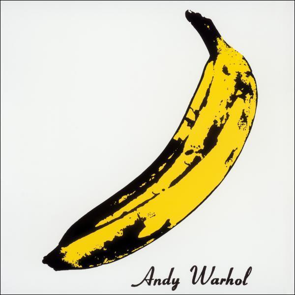 A quel groupe appartient cette pochette dessinée par Andy Warhol ?