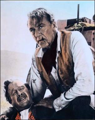 Il joue le rôle de Link Jones dans 'L'homme de l'ouest' en 1958 sous la direction de Anthony Mann
