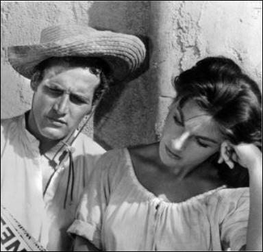 Il joue le rôle de Billy le Kid dans 'Le gaucher' en 1958 sous la direction de Arthur Penn.