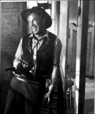 Il joue le rôle de Liberty Valance dans 'L'homme qui tua Liberty Valance' en 1962 sous la direction de John Ford.