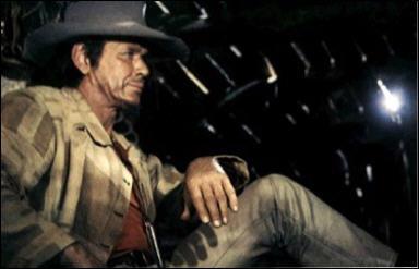 Il joue le rôle de l'homme à l'harmonica dans 'Il était une fois dans l'Ouest' en 1968 sous la direction de Sergio Leone.