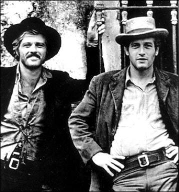 Il joue le rôle de Sundance Kid dans 'Butch Cassidy et le kid' en 1969 sous la direction de George Roy Hill.