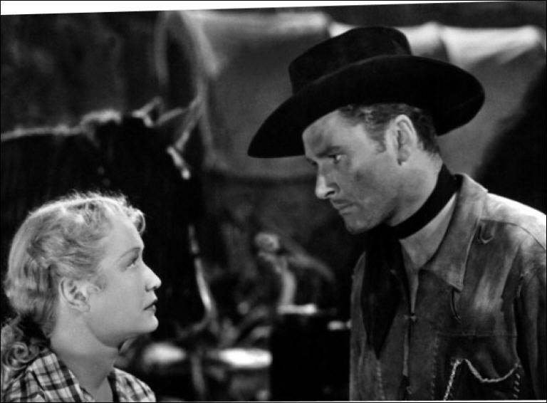 Il joue le rôle du Capt. Kerry Bradford dans 'La charge héroïque' en 1940 sous la direction de Michael Curtiz.