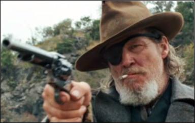 Il joue le rôle du Marshal Reuben J. « Rooster » Cogburn dans 'True Grit' en 2010 sous la direction des frères Coen.