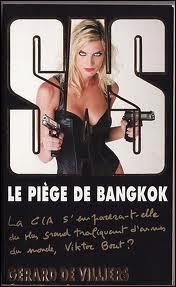 J'y ai vu également de nombreux livres 'S. A. S', mais comment s'appelle le héros de cette série policière ?