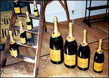 Nous y avons également vu plusieurs stands de Champagne, mais dans combien de départements fabrique-t-on le Champagne ?