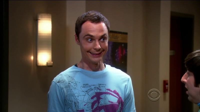 Quel est l'objet préféré de Sheldon ?
