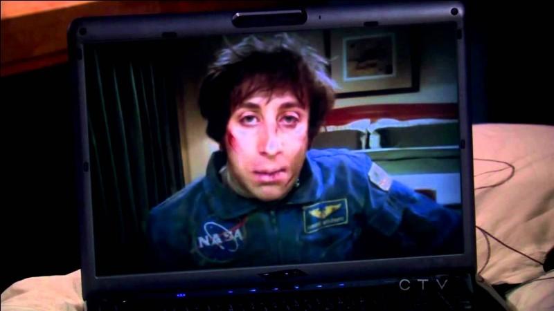 A quoi Howard est-il allergique ?