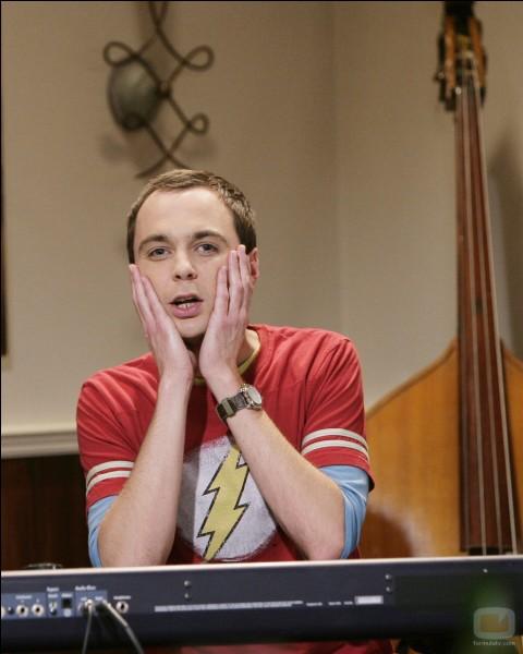 Quel est le mode de transport préféré de Sheldon ?