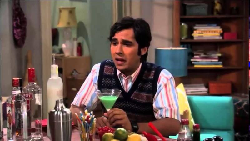 Quel est le métier de Raj ?