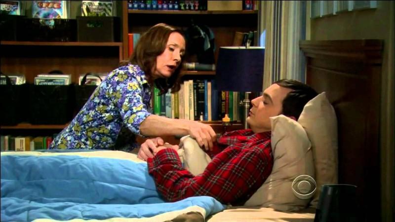 De quel Etat vient Sheldon ?