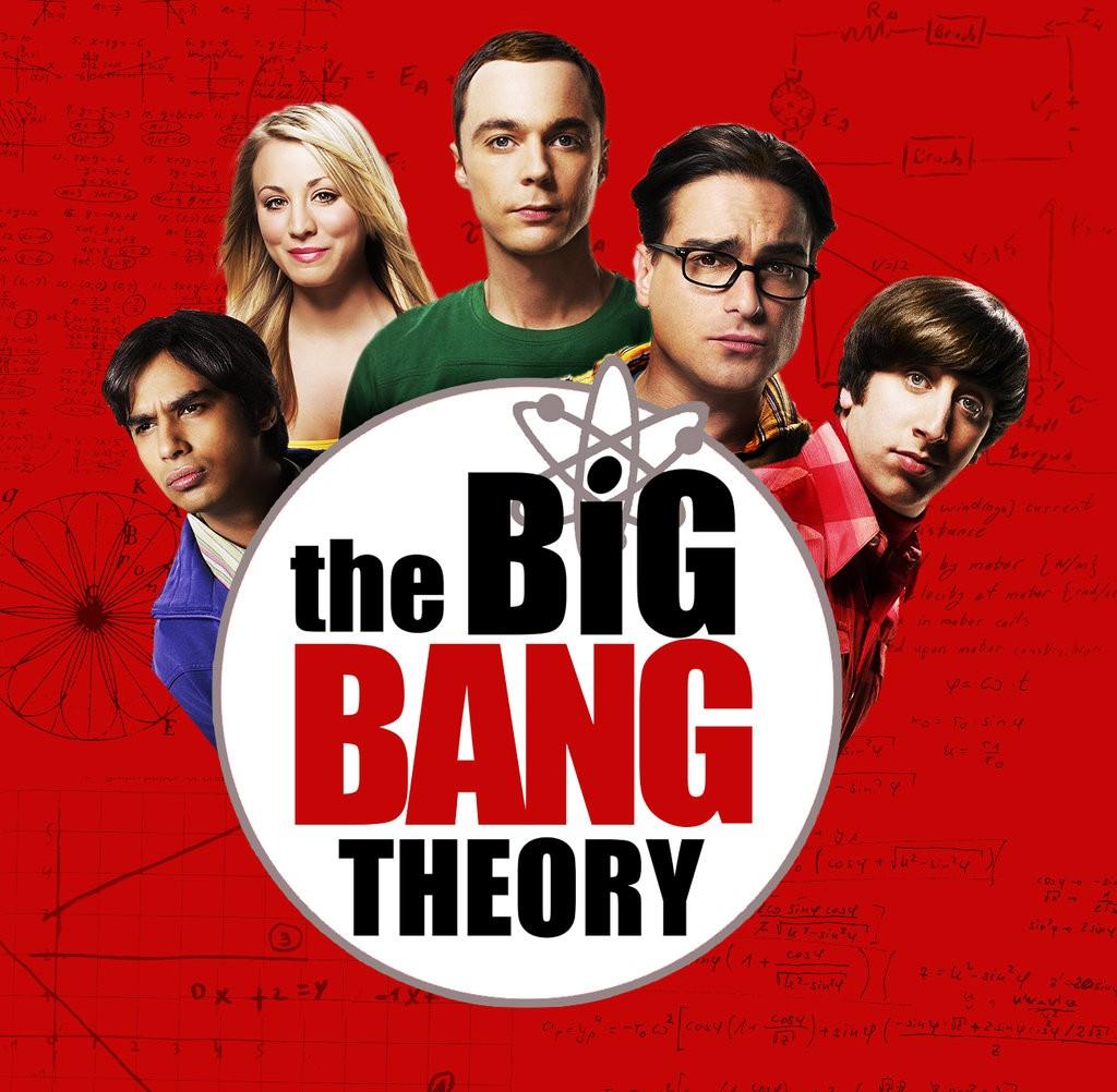 The big bang theory : saisons 1 à 4
