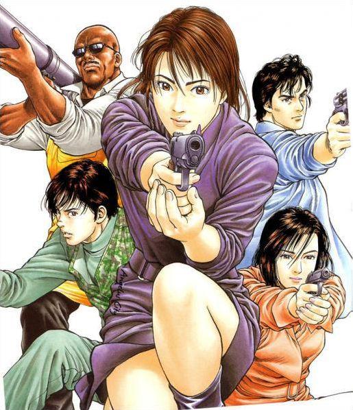 Les mangas (1)