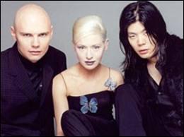 Quel groupe américain de rock grunge des nineties est emmené par Billy Corgan ?