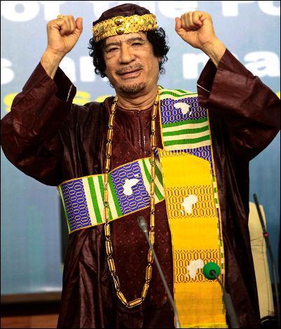 Que va devenir l'argent de Kadhafi ?