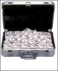 Un attaché-case standard peut contenir...