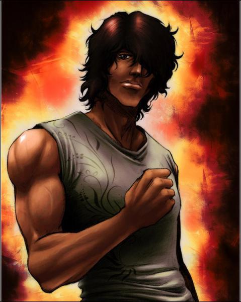 Quel personnage tente-t-il de sauver lorsque ses pouvoirs lui sont pour la première fois révélés ?